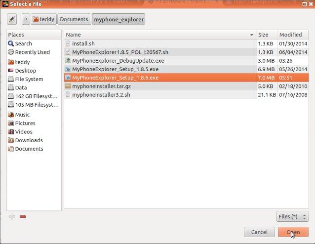select_setup_file